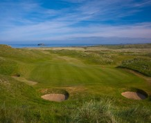 View over Ballyliffin - Glashedy Course
