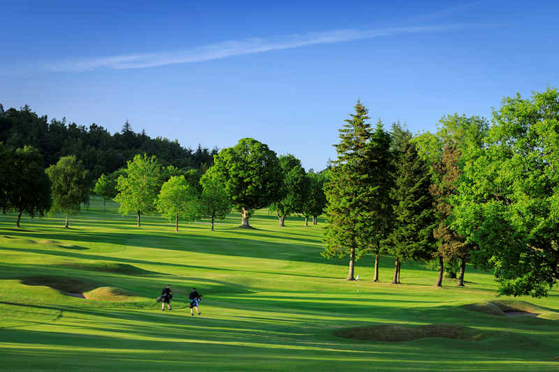 Crieff, Ferntower Golf Club