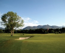 View over Killarney - Lackabane Course