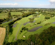 View over Killeen Golf Club