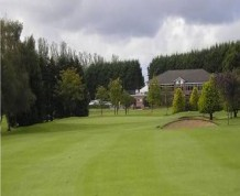View over Killymoon Golf Club