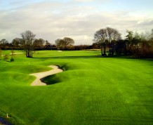 View over Pennant Park Golf Club