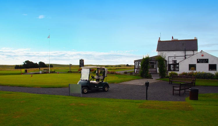 Berwick-upon-Tweed (Goswick) Golf Club