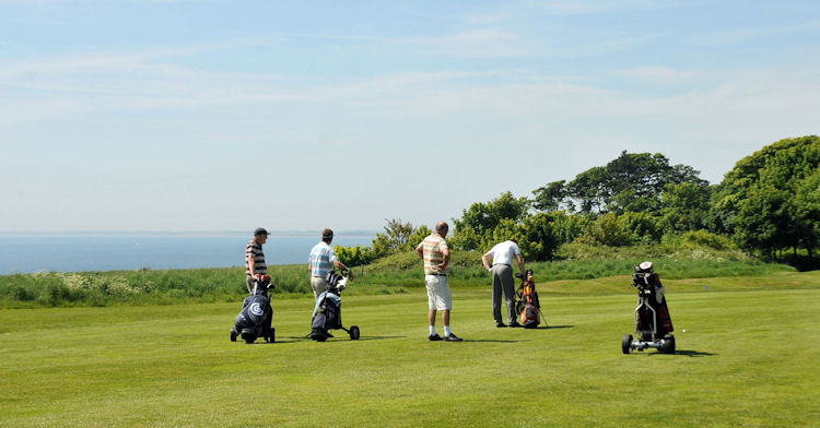 Links golf club bridlington wedding
