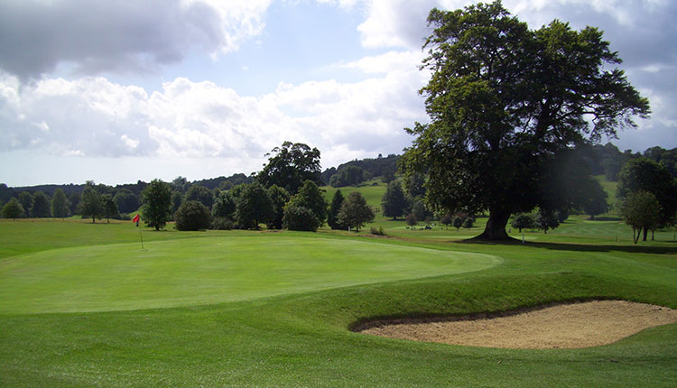 Broome Park Golf Club