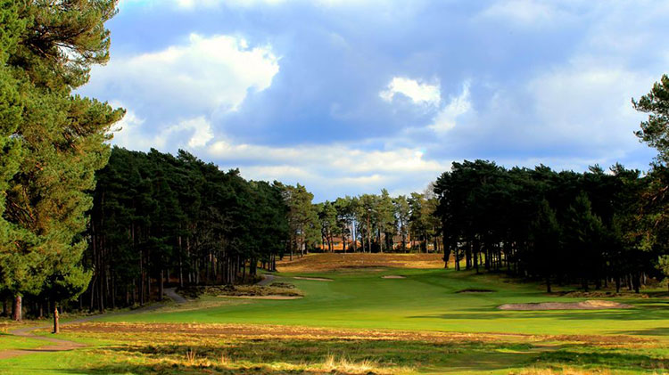 Camberley Heath Golf Club