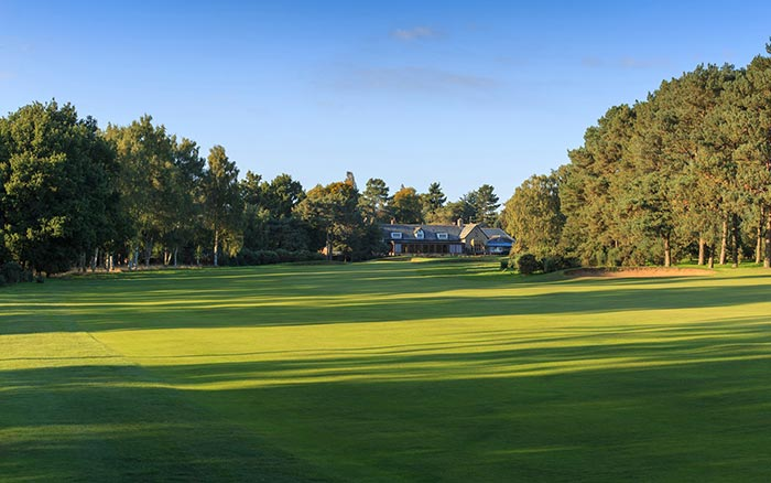 County (The)  Golf Club