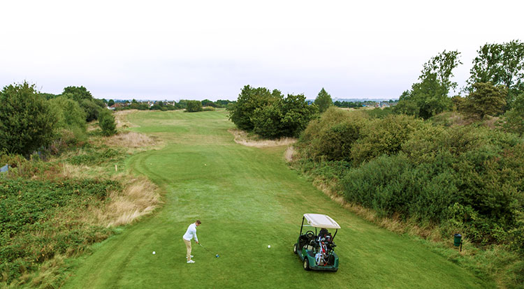 Crowlands Heath Golf Club