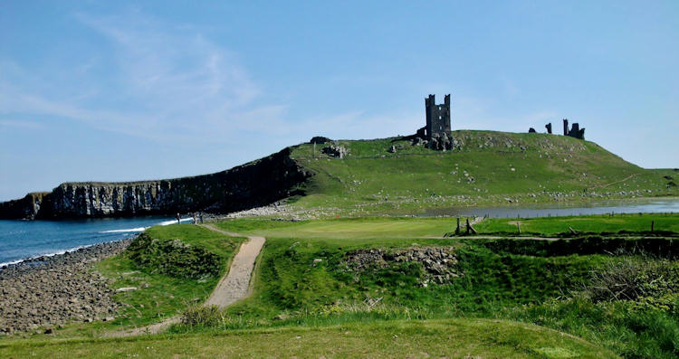 Dunstanburgh Castle Golf Club