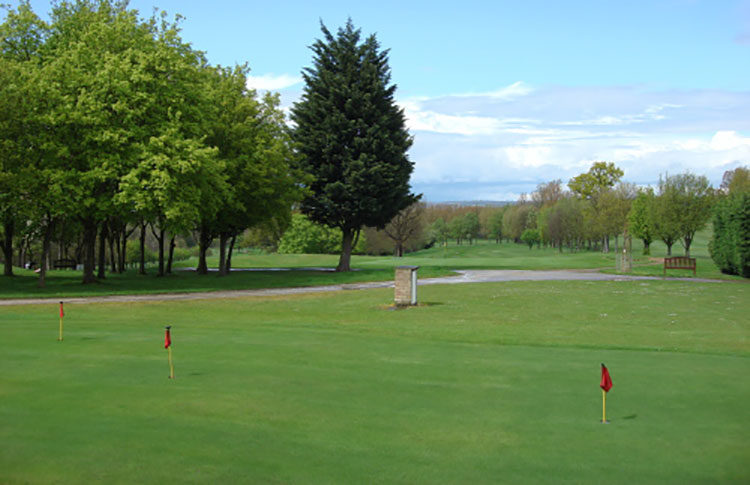 Harefield Place Golf Club