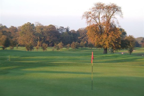 High Legh Park Golf Club Ltd