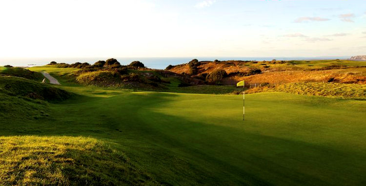 La Moye (Jersey) Golf Club
