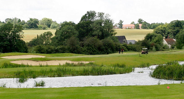Lexden Wood Golf Club