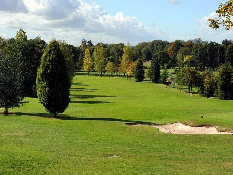 Lilleshall Hall Golf Club