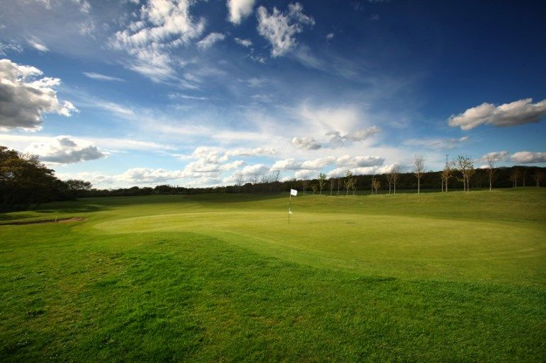 view golf courses in sussex english golf courses. Black Bedroom Furniture Sets. Home Design Ideas