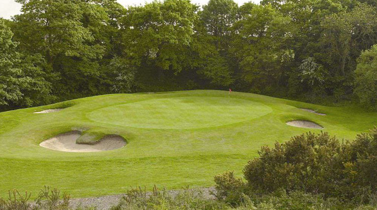 Mossock Hall Golf Club