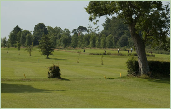 Oaksey Park Golf & Leisure Club