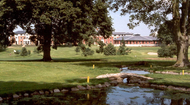 Puckrup Hall Golf Club