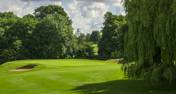 Tewkesbury Park Hotel Golf and Country Club