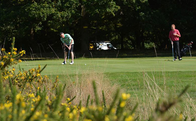 Thames Ditton & Esher Golf Club