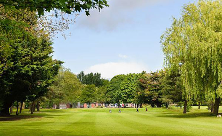 Vivary Park Golf Club