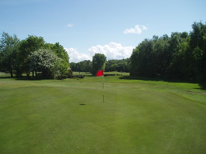 Wirral Ladies Golf Club (Mens Section)
