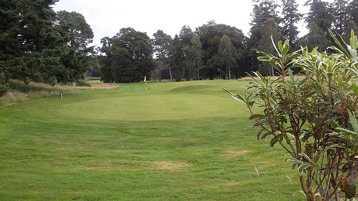 Dunecht House Golf Club