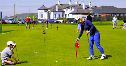 Elie Sports Club Golf Club