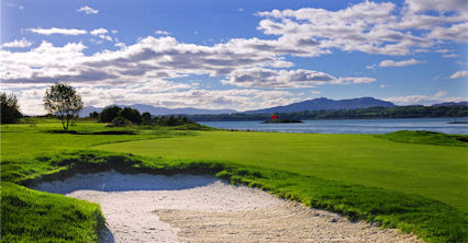 Isle of Eriska Golf Club