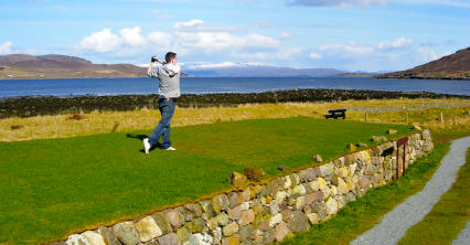 Isle of Skye, Sconser Golf Club