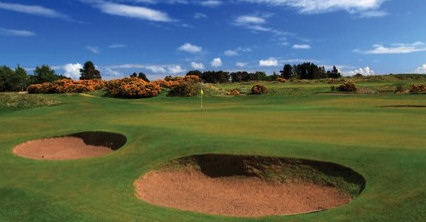 Monifieth, Medal Course