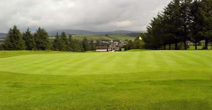 Sanquhar Golf Club