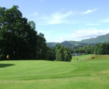 Comrie Golf Club