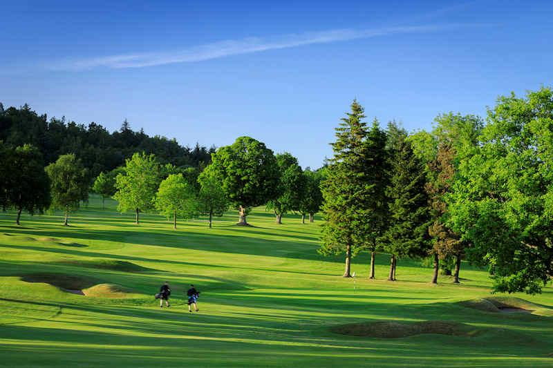 Crieff, Ferntower Golf Club