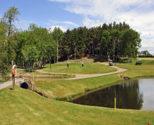 Strathmore Golf Centre, Rannaleroch Course