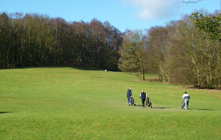 Allestree Park Golf Club