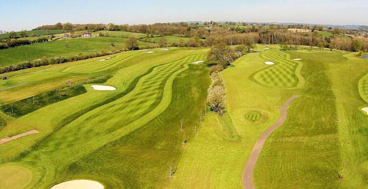 Astbury Hall Golf Club