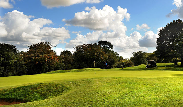Barnham Broom Golf