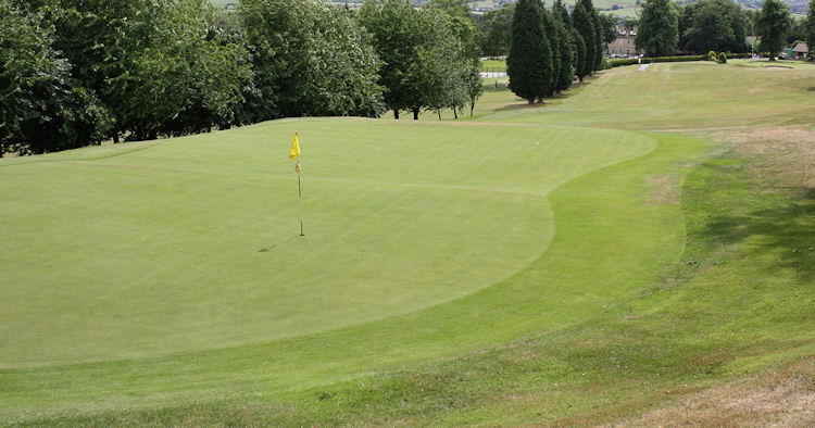 Bingley St Ives Golf Club Ltd