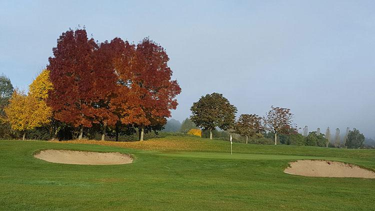 Blacknest Golf Club Limited