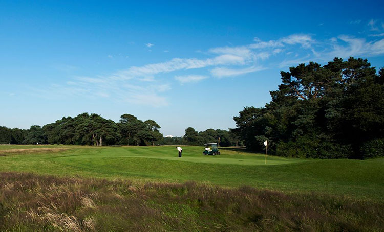 Bournemouth & Meyrick Park Golf Club