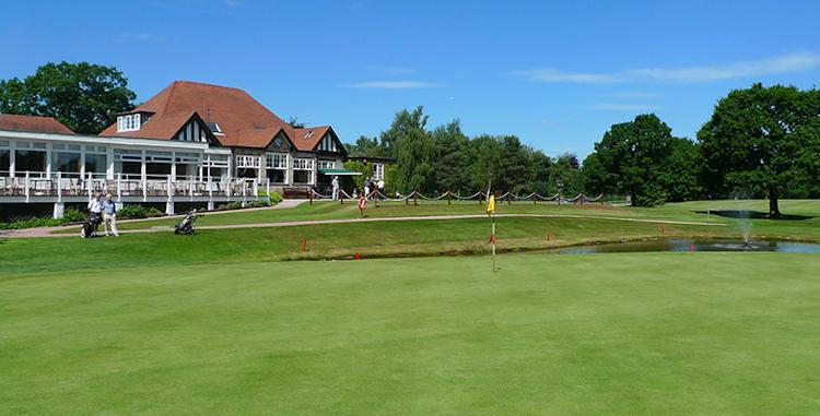 17+ Bramhall park golf course information