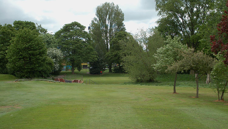 Cannock Park Golf Club