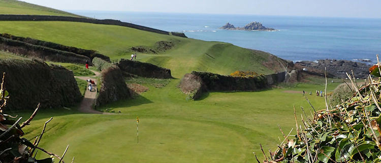 Cape Cornwall Golf Club