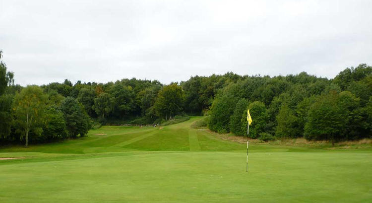 Churchill & Blakedown Golf Club