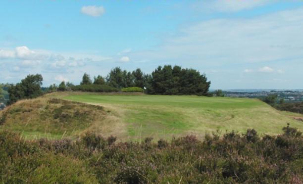 Crosland Heath Golf Club