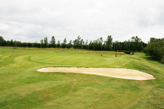 Eastbourne Golfing Park Golf Club