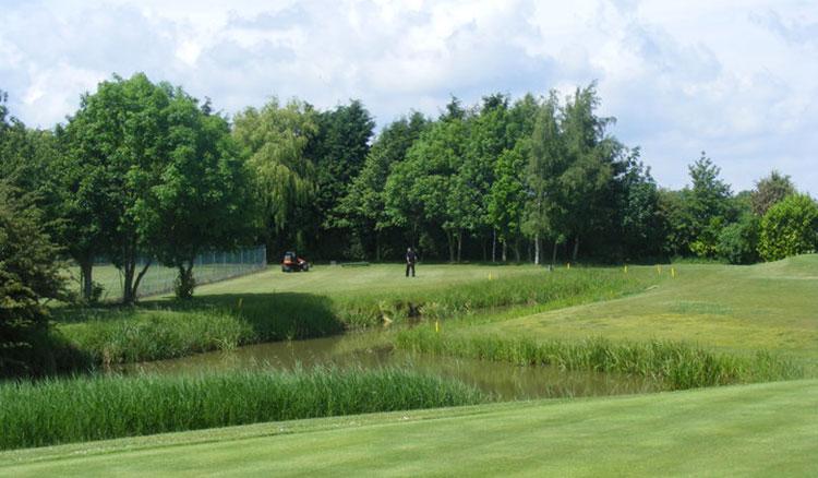Elms Golf Centre