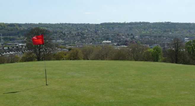 Entry Hill Golf Club (Bath)