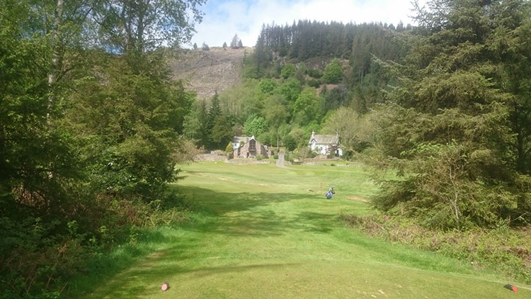 Eskdale Golf Club